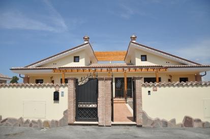 Villa bifamiliare 2 zona OstiaAntica
